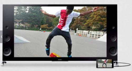 Sony Bravia Led TV (KDL-55X9000B) - 55''