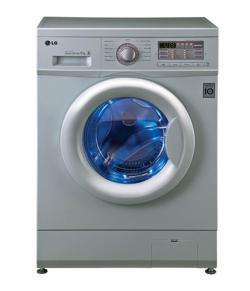 LG Front Loading Washing Machine (F-10B8NDL25) - 6.0 KG