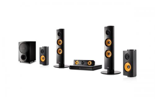 LG Home Theater 1000W
