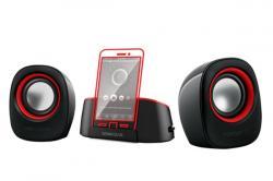SonicGear MiniDock 1 Portable Bluetooth 2.0 Speaker