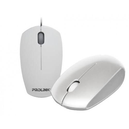 Prolink USB Wired Optical Sensor Mouse PMO628U