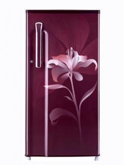 LG 190 Ltr Refrigerator - (GL-B205KSLR Evercool)
