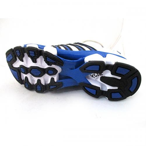 White & Blue Sports Shoes for Men - (SS-011)