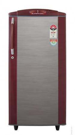 Yasuda Refrigerator (YVDR-WT215) -Wine Two Tone