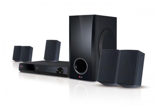 LG 3D Blu-Ray Home Theater System (BH5140S)