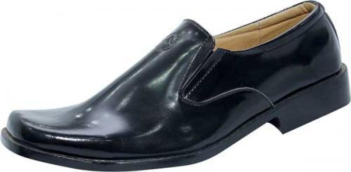 Black Color School Shoe (SS-M738) - Available Different Size