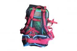 The North Face Adventure 45+5L Backpack withframe + Rain Cover