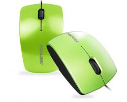 Prolink USB Wired Retractable Optical Mouse PMO339N
