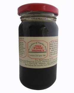 Buckwheat Honey With Glass Jar (250g) - (BK-010)