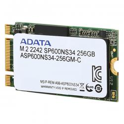 ADATA 256GB M.2 SATA SSD Internal Card - (SSD-256)