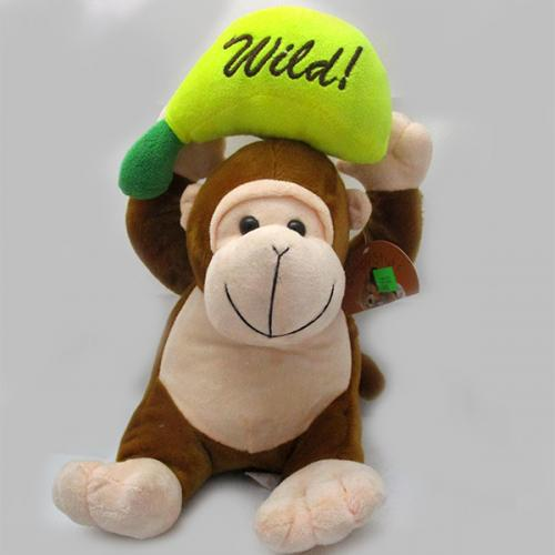 Adorable Monkey Soft Toy - (ARCH-252)