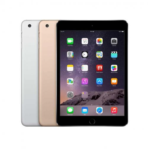 Apple iPad Mini4 Wi-Fi + Cellular 16GB - (APP-079)