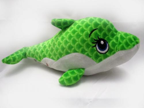 Archies Green Dolphin Soft Toys - (ARCH-275)