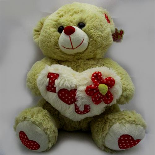 Archies I Love You Teddy Bear - (ARCH-250)