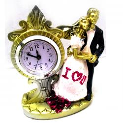 Archies I Luv U Couple Clock - (ARCH-421)