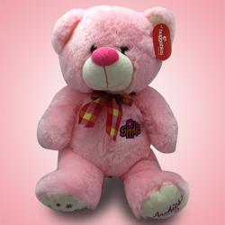 Archies Pink Teddy Bear Soft Toy - (ARCH-270)