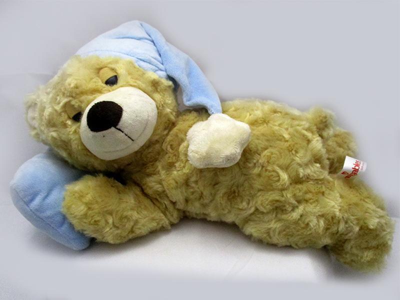 Archies Sleeping Teddy - 7.8 Inch - (ARCH-273)