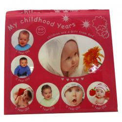 Baby Sequence, Photo Frame - (ARCH-307)