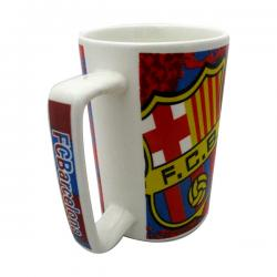 Bacelona Ceramic Coffee Mug - (TP-038)