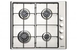 Beko Built-in Collection (HIZG 64120 SX) 60cm 4 gas hob