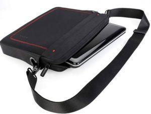 "Belkin 16"" Topload Roadie Slip Case(Black/Red)"