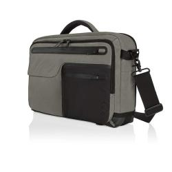 "Belkin Case Messenger Topload Laptop Stride 360 16"" Gray/Black (F8N343qe034)"