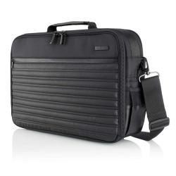 "Belkin Case TPLD PU-LTHR Poly Laptop 15.6"" Pace Black (F8N336qe)"
