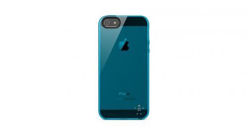 Belkin Case TPU iPhone-5 Translucent GRP Vue RFL (F8W093qeC04)