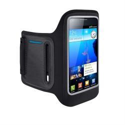 Belkin DualFit Armband for Samsung GALAXY S II - F8M133qeC00 (Black)