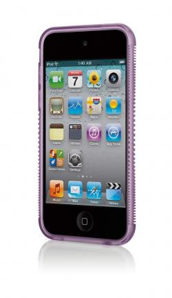Belkin TPU Grip Ergo with Strap Case For iPod Touch 4G (F8Z653QEC01 )