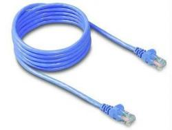 BelkinCable CAT6 UTP RJ45 M/M 7 BLU Patch Snagless (A3L980b07-BLU-S)