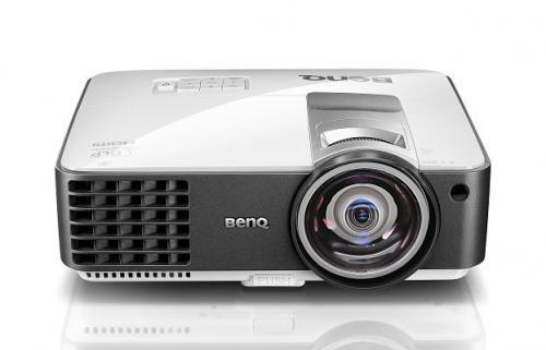 BenQ Short Throw Projector/WiFi optional (MX-806ST)