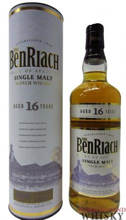 BenRiach - Single Malt Scotch 16 year old (700ml)