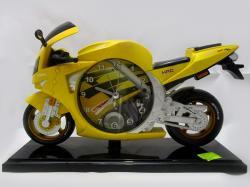 Bike Analog Table Clock - (ARCH-339)