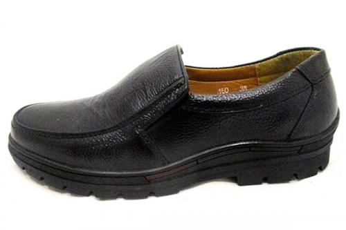 Black Formal Shoes For Men - (SB-0160)