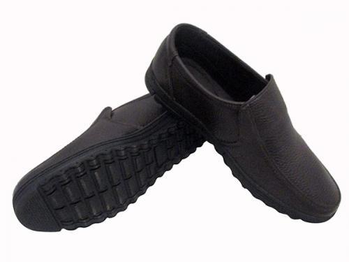 Black Formal Shoes For Men - (SB-0161)