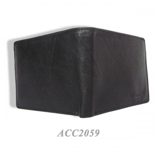 Black Men's Casual Wallet ACC2059