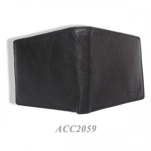 Black Men's Casual Wallet ACC2059