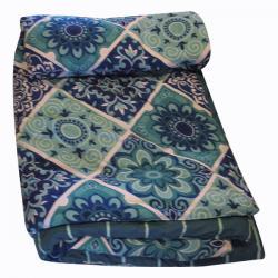 Blue & Green Color Blanket - (GW-BK-005)