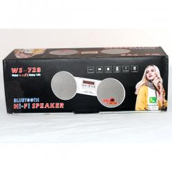 Bluetooth Hi Fi Speaker (WS-728)