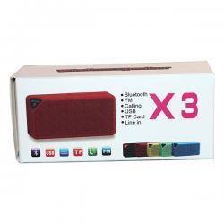 Bluetooth Portable Speaker (X-3)
