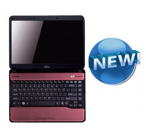 Fujitsu Lifebook LH532 (I3-3rd Gen-2GB-500GB) Red