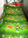 Cartoon Printed Kid's Blanket - (GW-BK-043)