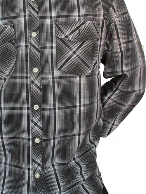 Casual Wear Slim Fit Shirt Full Sleeve Shirts For Men - (A0257)