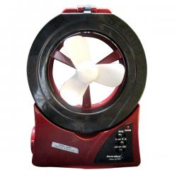 Chargeable Fan With LED Light - (TP-117)