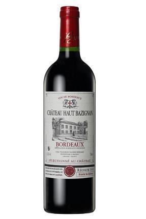 Chateau Haut Bazignan Bordeaux 2011 - (GL-044)