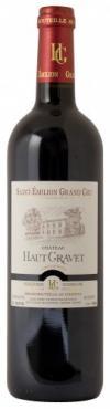 Chateau Haut Gravet St Emillion Grand Cru AOC 2009 - (GL-030)