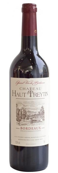 Chateau Haut Treytin Cuvee Vaccant 2012 - (GL-042)