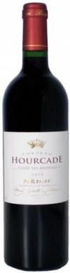 Chateau La Hourcade Medoc 2010 - (GL-033)