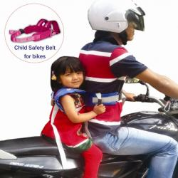 Child Safety Belt for Bikes & Scooter